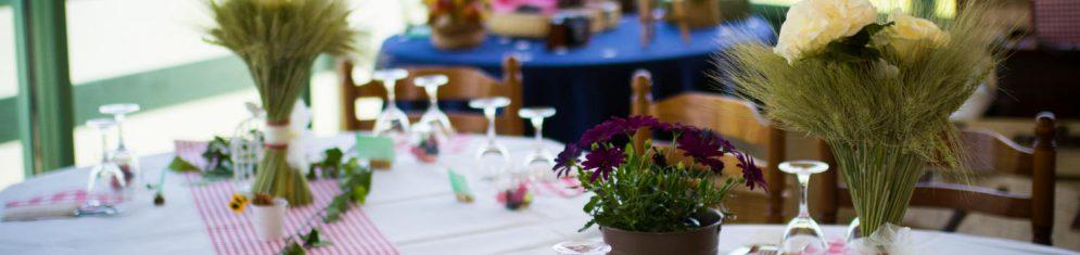 Tables d'exception