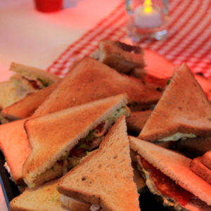Club sandwichs gourmands