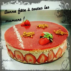 recette de fraisier maison cuisine maison
