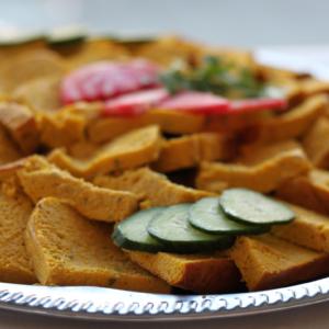 produits de saison et recette maison pour vos buffets