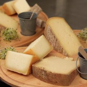 Planches de fromages ariégeois
